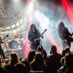 FLESHGOD APOCALYPSE y WOLFHEART en Montevideo, Uruguay (Live Review)