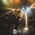 MONUMENTS y SCAR OF THE SUN en Montevideo, Uruguay (Live Review)