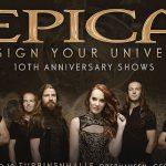 EPICA anuncia Design Your Universe - Gold Edition