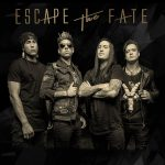 ESCAPE THE FATE anuncia concierto en Chile