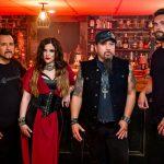 HER CHARIOT AWAITS: la nueva banda de Ailyn (ex-SIRENIA)