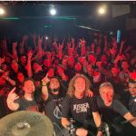 DAVID ELLEFSON en Montevideo (Live Review)