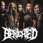 BENIGHTED estrena nueva canción junto a vocalista de HATEBREED