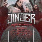 Nuevas fechas para el tour de JINJER por Latinoamerica
