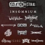 "Se anuncia ""ISOLATION FESTIVAL"" Online con INSOMNIUM, VOIVOD, BORKNAGAR, OMNIUM GATHERUM, LUCIFER y más"