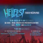 Hellfest From Home: la propuesta del festival para celebrara su aniversario Nº15