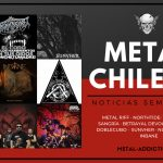 Novedades Rock & Metal Chileno: 19 al 26 de Junio