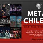 Novedades del METAL CHILENO: Semana 25