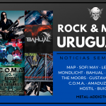 Novedades del ROCK y METAL URUGUAYO: 15 al 21 de Junio 2020