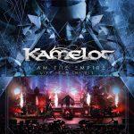 """KAMELOT anuncia """"I Am the Empire"""" DVD en vivo y lanzan adelanto"""