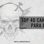TOP 40 Canciones para llorar - Especial de Invierno