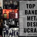 TOP 10: Bandas Metal desde Ucrania