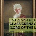 Entrevista: CLASS GRENAYDE (Lord Of The Lost)