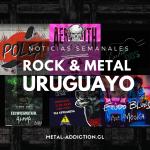 Novedades del ROCK y METAL URUGUAYO: 13 al 19 de Julio 2020