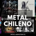 Novedades Metal Chileno: Desde 3 al 10 de Julio del 2020.