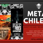 Novedades del Metal Chileno: del 26 de Junio al 03 de Julio.