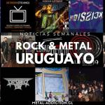 Novedades del ROCK y METAL URUGUAYO: 06 al 12 de Julio 2020