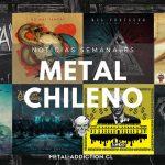 Novedades del Metal & Rock Chileno: del 17 al 24 de Julio.