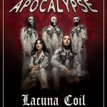 LACUNA COIL anuncia 'Black Anima: Live From The Apocalypse'