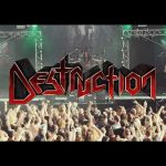 DESTRUCTION lanza nuevo video en vivo: Born To Perish