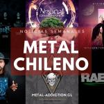 Novedades del Rock & Metal Chileno: Del 10 al 17 de Julio.