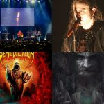 Metal News Flash: BENEDICTION + MOONSPELL + FINNTROLL + FLYING COLORS