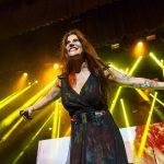 FLOOR JANSEN graba canción en ayuda para niñas/os de Beirut