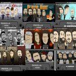 El Cassette presenta: CUERNOS DE CHIVO, Death Metal desde España