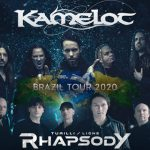 KAMELOT Y TURILLI/LIONE RHAPSODY posponen gira latinoamericana