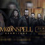 MOONSPELL: detalles de su próximo trabajo y nuevo single
