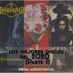 Los mejores discos del 2020 según Metal Addiction (PARTE I)