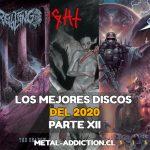 Los mejores discos del 2020 según Metal Addiction (PARTE XII)