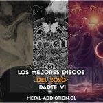 Los mejores discos del 2020 según Metal Addiction (PARTE VI)