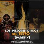 Los mejores discos del 2020 según Metal Addiction (PARTE V)