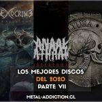 Los mejores discos del 2020 según Metal Addiction (PARTE VII)