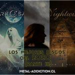Los mejores discos del 2020 según Metal Addiction (PARTE III)