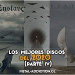 Los mejores discos del 2020 según Metal Addiction (PARTE IV)