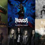 Los discos de metal más esperados del 2021
