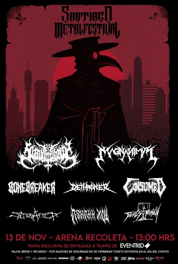 Santiago Metal Fest